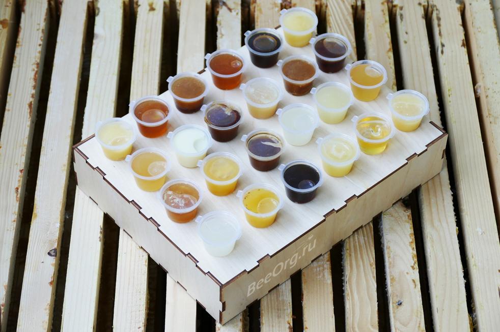 Заказать пробники мёда
